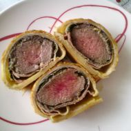 Hovězí Wellington recept