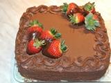 Čokoládová poleva (krém) recept