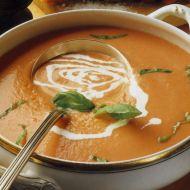 Studená rajská polévka recept