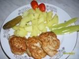 Kuřecí medailonky v těstíčku z Nivy recept