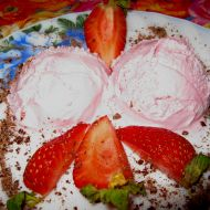 Zmrzlina z jahod recept