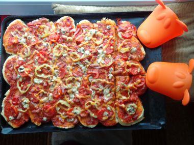 Knedlíková pizza