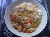 Šťavnatá kuřecí směs alá čína recept
