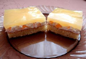 Mandarinková mňamka