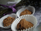 Levandulové lanýže recept