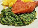 Hlávkový salát jako špenát recept