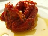 Sušená rajčata v olejové lázni recept