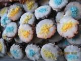 Kokosové střapáče recept