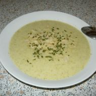 Jemná sýrovo-brokolicová polévka recept