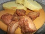 Smažené kuřecí kousky se zeleninovou omáčkou recept ...