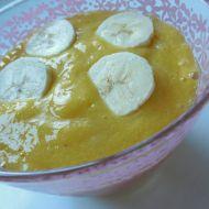 Mango-banánové pyré recept