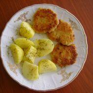 Sýrové cuketové karbanátky recept
