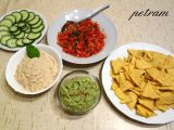 Nachos party recept