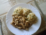 Kuřecí maso pěti vůní recept