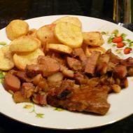Frankfurtská hovězí pečeně recept