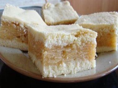 Choceňský jablečný koláč
