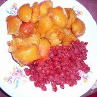 Rychlá ovocná buchta recept