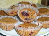 Ostružinové muffinky recept