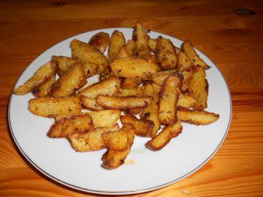 Maminčiny domácí americké brambory