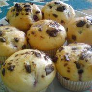Muffiny z kefíru s ovocem recept