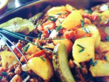 Selské brambory
