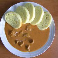 Vepřové kostky na paprice recept