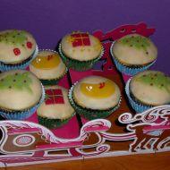 Perníkové muffiny s marmeládou recept