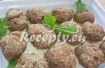 Karbanátky s pšeničnými klíčky recept  recepty pro děti