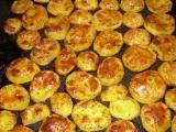 Pečené brambory, u nás oběd nebo večeře recept