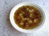 Bramborová polévka s fazolemi recept