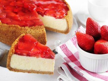 Jednoduchý cheesecake