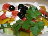 Zelenina alias salát recept