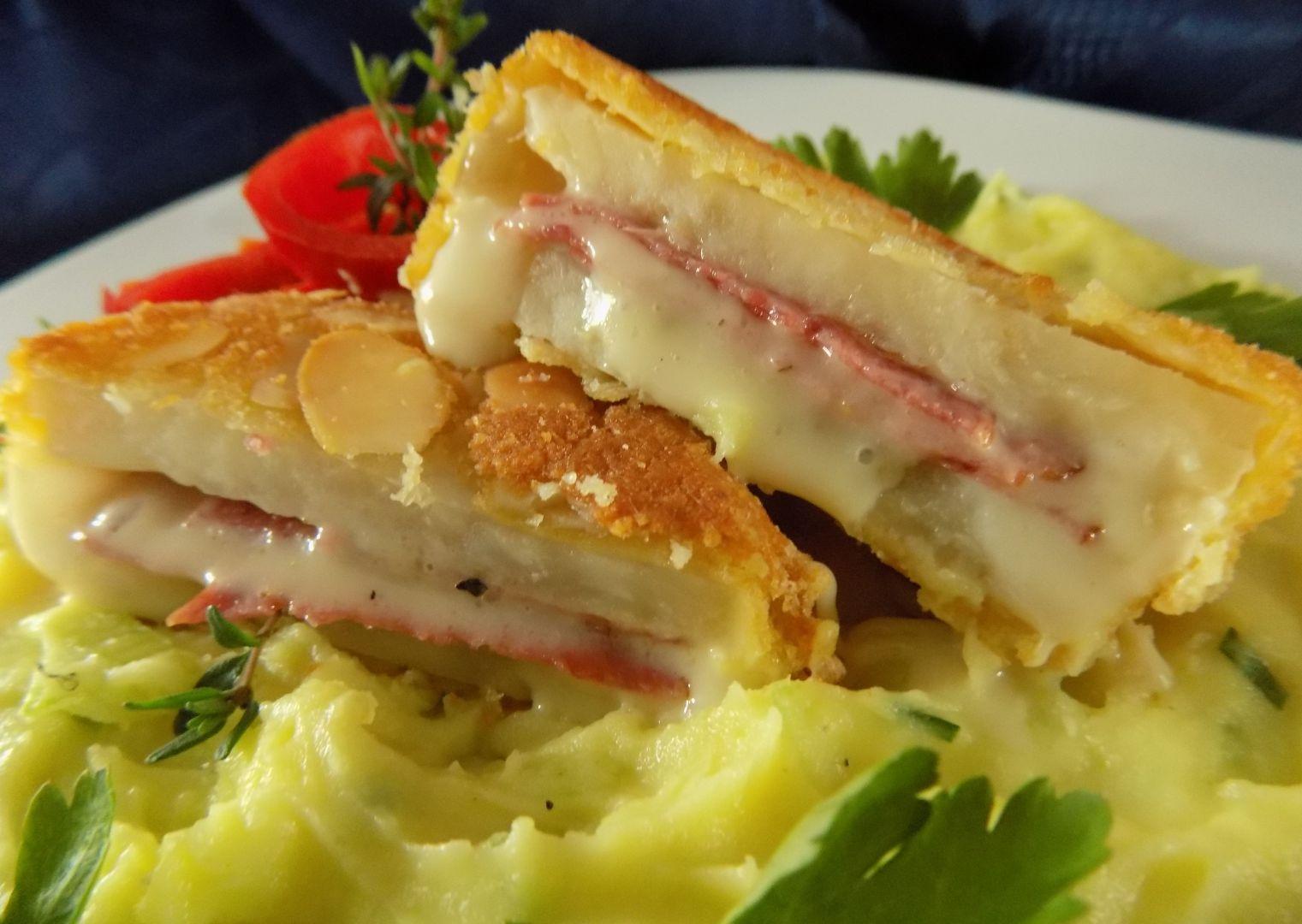 Celerové řízky s Hermelínem recept