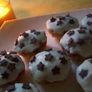 Košíčky s vanilkovou náplní recept