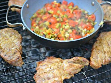 Grilovaná zelenina podle sonizny