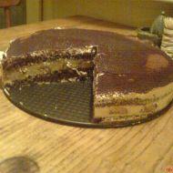 Kávový dort ala tiramisu recept