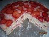 Jednoduchý nepečený dortík recept