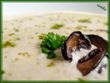 Houbový krém ze sušených hub s bazalkovým pestem recept ...