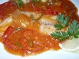 Rybí filé na leču recept