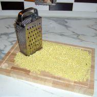 Babiččino polévkové drobení recept