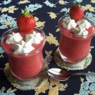 Rychlá jahodová dřeň recept