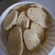 Kynutý houskový knedlík v domácí pekárně recept