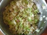 Těstoviny se zelím podle mojí babičky recept