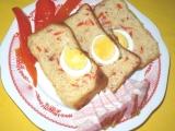Velikonoční vaječný chléb recept
