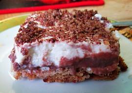 Panamský dezert Průplav (Canal Cake) recept