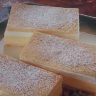 Medový kremeš recept