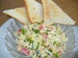 Salát z cizrny recept