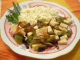 Tofu na zelenině recept