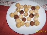 Dočista kokosové koule recept