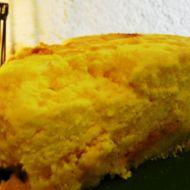 Křehký tvarohový koláč recept